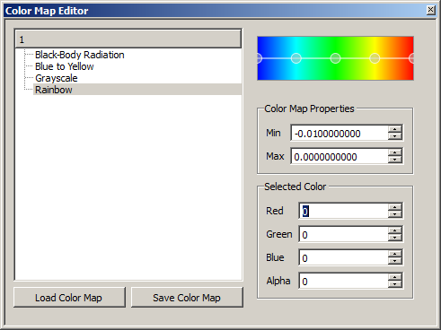 ColorMapEditor