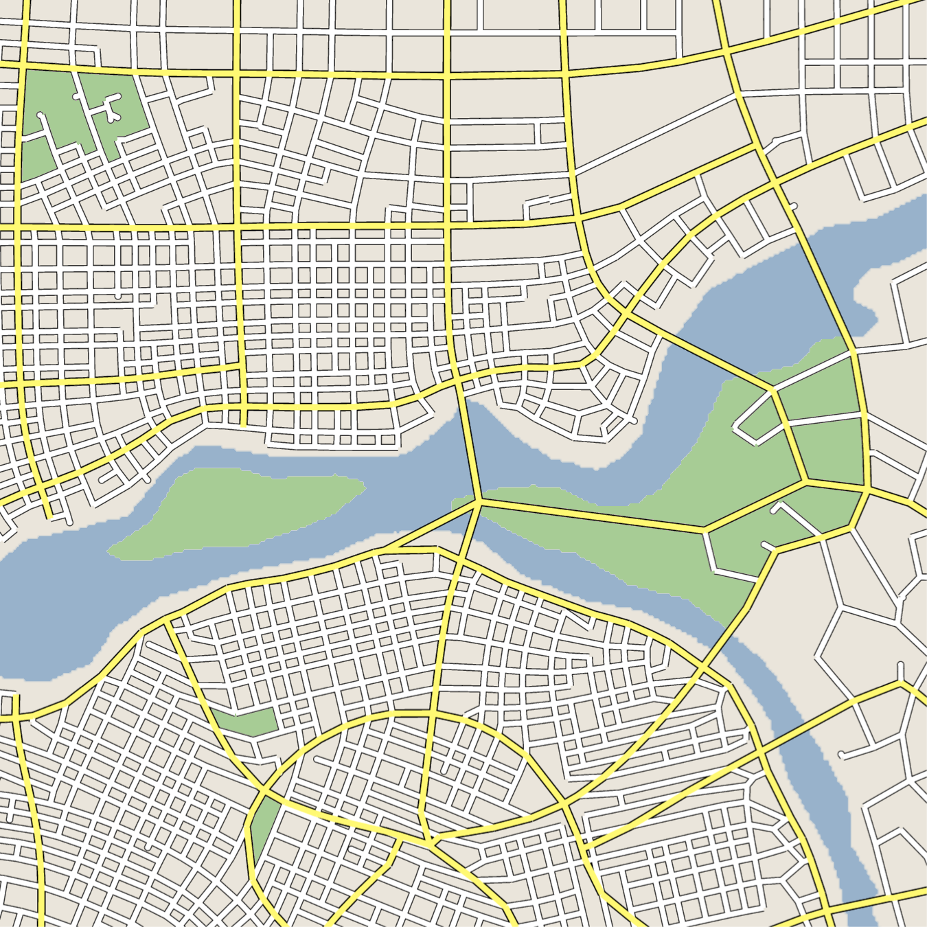Interactive Procedural Street Modeling