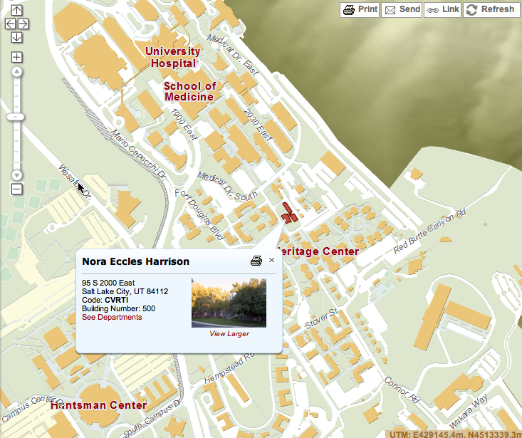 Rti Campus Map.Rob Macleod