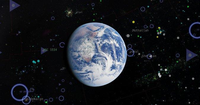 At the Hayden Planetarium, a Joyride Across the Cosmos